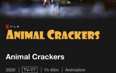 动画电影《神奇马戏团之动物饼干》登陆Netflix(网飞)